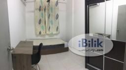 Room Rental in Penang - Master Room at Sri Saujana Near Komtar, 1st Avenue n Weld Quay