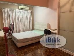 Room Rental in Subang Jaya - Spacious fully furnished room in USJ 3, Subang Jaya