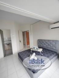 Room Rental in Kuala Lumpur - Master room for rent at Bam Villa , Taman Maluri / Sunway Velocity / Mytown / Cheras
