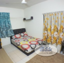 Room Rental in Subang Jaya - ZERO DEPOSIT Casa Subang USJ1 Medium Aircond Room Near BRT LRT FREE WIFI Near Summit Giant Mydin Casa Subang