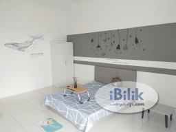 Room Rental in Malaysia - Middle room for rent at The Annex @ MRT Connaught / Ekocheras / Leisure Mall / UCSI