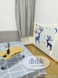 Room Rental in Malaysia - Middle room for rent at The Annex @ MRT Connaught