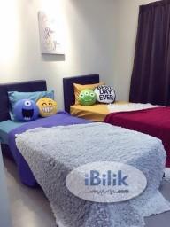 Room Rental in Cheras - BAYU TASIK PROMO 1 MONTH DEPO! NEAR LRT/MRT