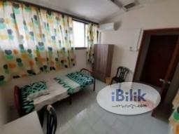 Room Rental in Selangor - Bilik single LRT SS18 Subang Jaya, lelaki, wifi api air
