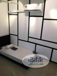 Room Rental in Selangor - Best Offer Zero deposit !! USJ room near taipan and LRT. (brandnew room)