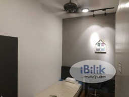 Room Rental in Selangor - Cozy O2 residence, equine park middle room for rent