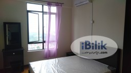 Room Rental in Malaysia - Sentul Jalan Ipoh KL Middle room near KLPAC KTM and LRT, Rapid KL and Selangor bus to KL Town Centre routes / stations just beside condo