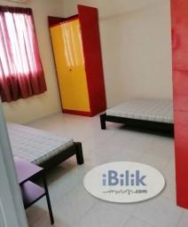 Room Rental in Kuala Lumpur - Bilik Muslimah (2 Kekosongan) Jalan Kaki ke LRT Salak Selatan