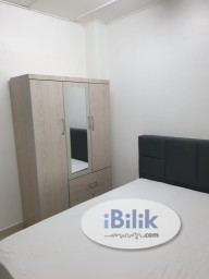Room Rental in Selangor - Clean and furnished double room to rent