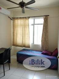Room Rental in Malaysia - Taman pelangi indah aparment medium room for rent 390.00
