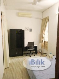 Room Rental in Malaysia - PULAU TIKUS MEDDLE ROOM INCLUED CARPARK.
