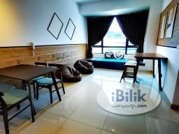 Room Rental in Petaling Jaya - Middle Room at Greenfield Residence, Bandar Sunway