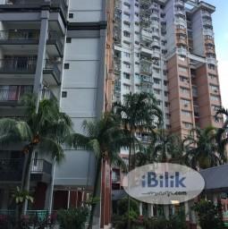 Room Rental in Kuala Lumpur - Wangsa Maju Seksyen 2 (LRT)