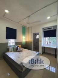 Room Rental in Malaysia - Master Room at Subang Jaya, Selangor