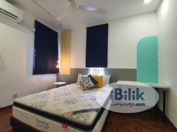 Room Rental in Malaysia - Middle Room at Subang Jaya, Selangor