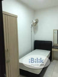 Room Rental in Selangor - Single Room at Casa Tiara, Subang Jaya