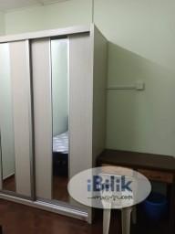 Room Rental in Kuala Lumpur - Single Room at Taman Taynton View, Cheras