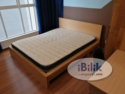 Room Rental in Subang Jaya - Female Master Room at Impian Meridian, UEP Subang Jaya