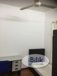 Room Rental in Subang Jaya - Single Room at Impian Meridian, UEP Subang Jaya