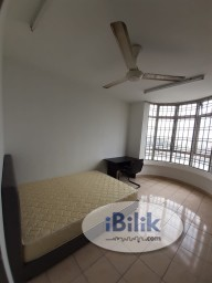 Room Rental in Kuala Lumpur - Middle Room at Angkasa Condominiums, Cheras
