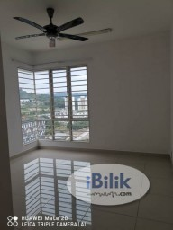Room Rental in Kuala Lumpur - Facing Nice View Middle Room at Platinum Hill PV2, Setapak