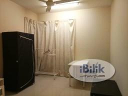 Room Rental in Kuala Lumpur - Big Middle Room with 1 Car Park at Platinum Hill PV2, Setapak