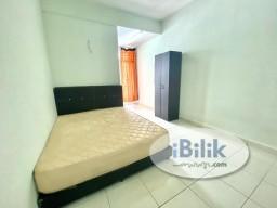 Room Rental in Selangor - Medium Room Available at Bangi Avenue {Private Bathroom}{Non Sharing Room}