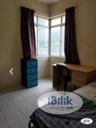 Room Rental in Kuala Lumpur - Single Room at Platinum Hill PV3, Setapak