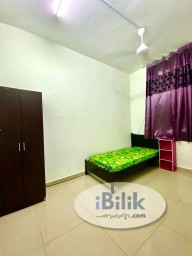 Room Rental in Malaysia - Middle Room at Bangi Avenue {Fully Furnished}{Private Room}