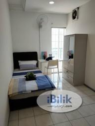 Room Rental in Kuala Lumpur - Single room non sharing at Setapak. Fully furnished.