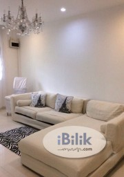 Room Rental in  - Amazing Location! Near Bradell MRT, Fully Furnished Common Room