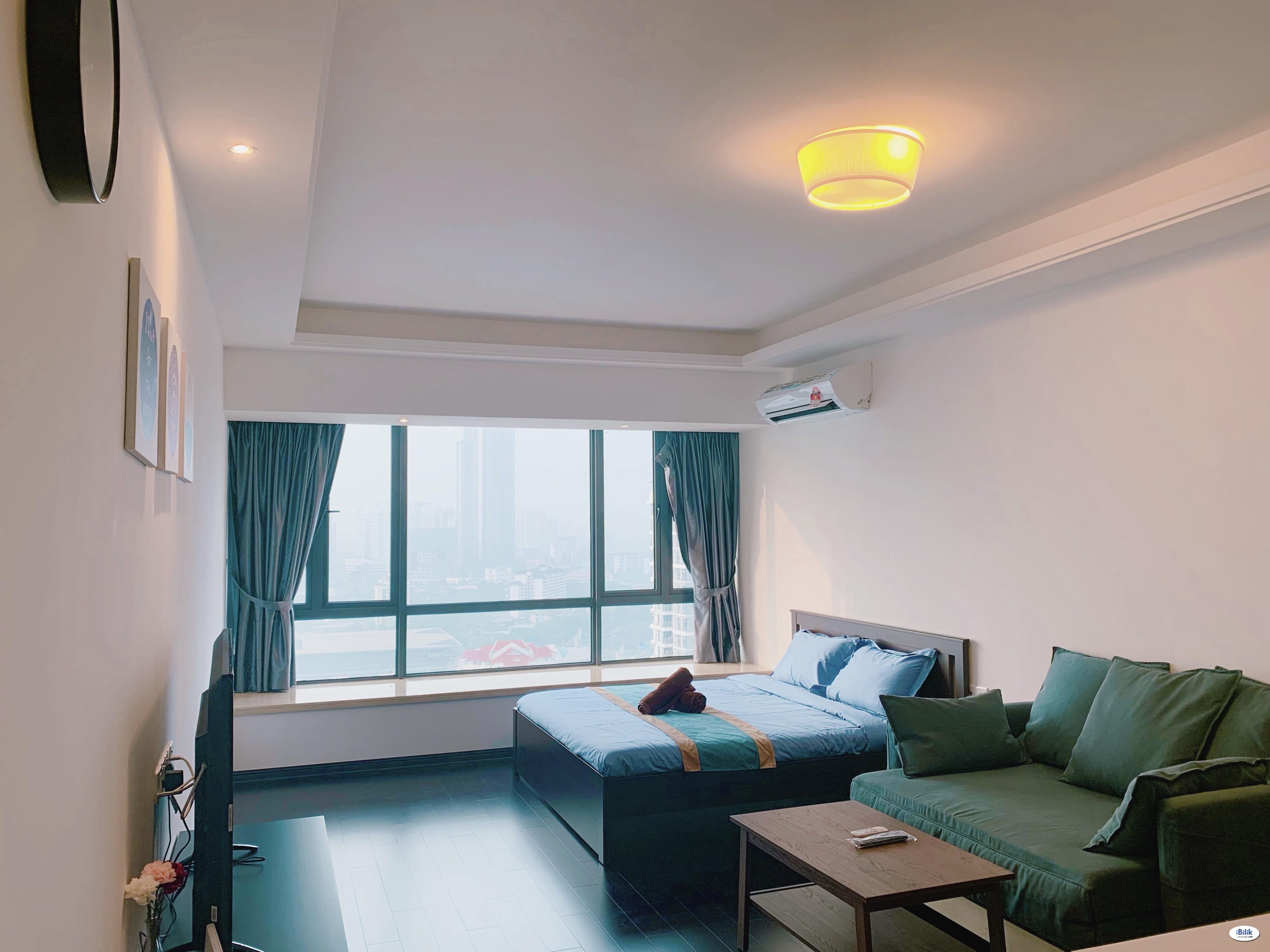 Studio Apartment at R&F Princess Cove, Johor Bahru