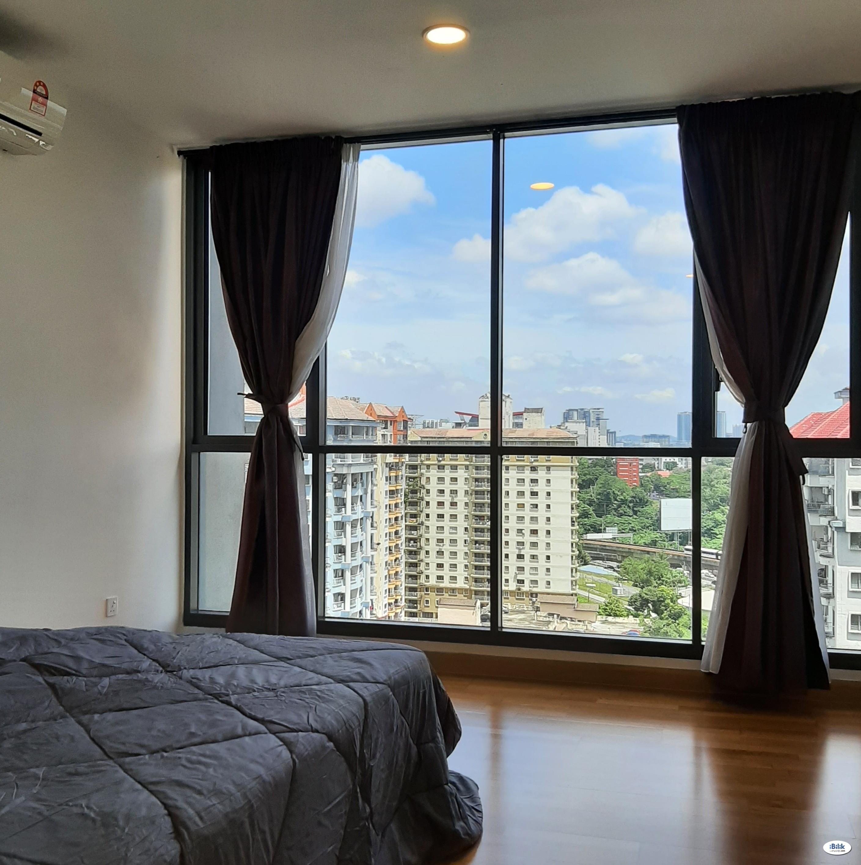 Room - Shared Apartment at KL Gateway, Bangsar South
