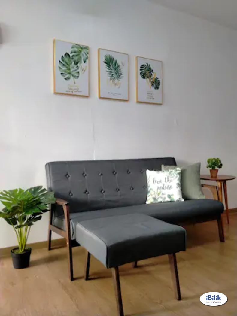 Vacation Apartment at Villa Emas, Bayan Indah