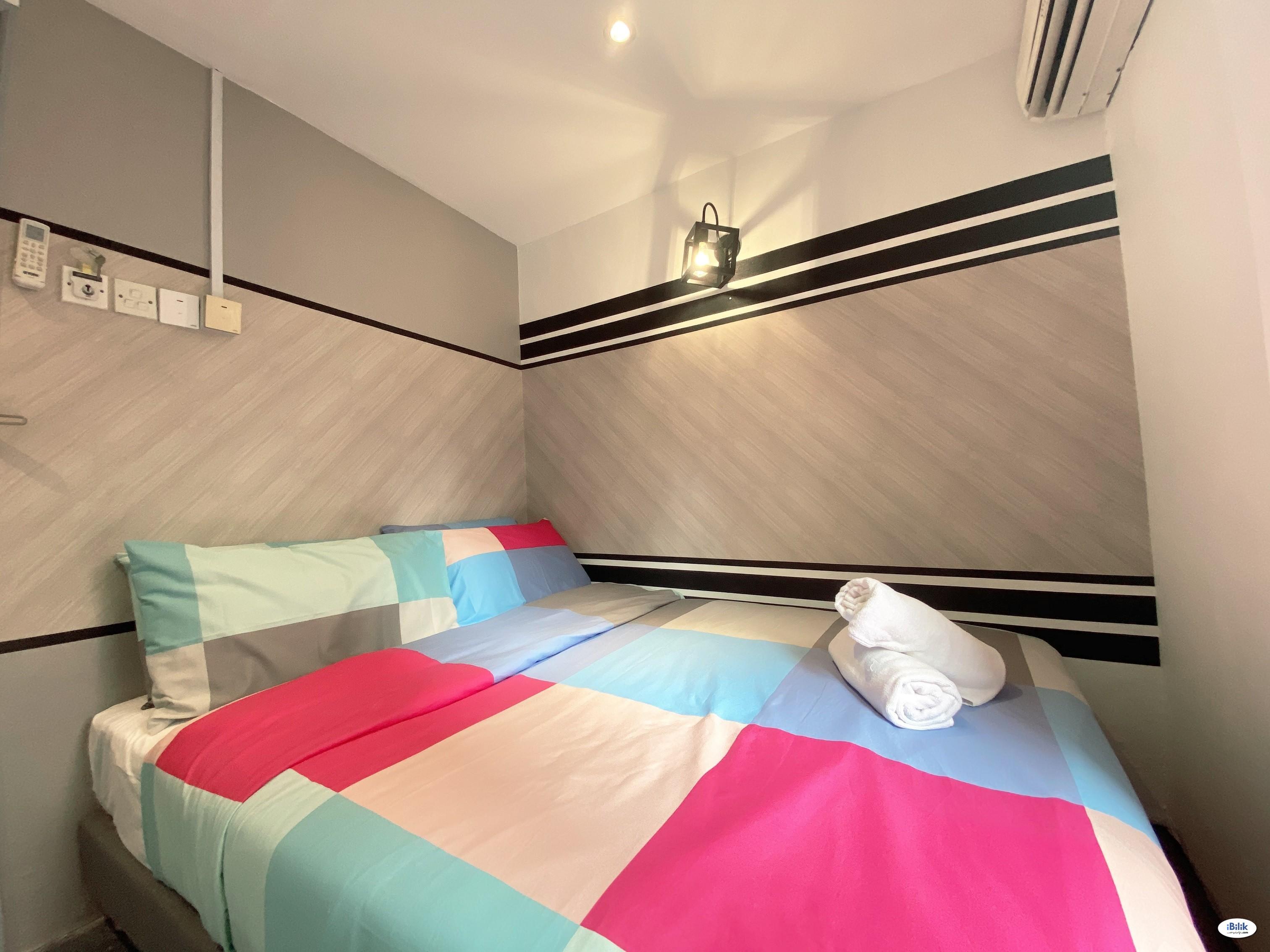 Hotel Room for Rent Omni Suite