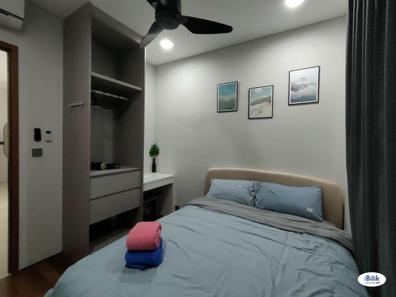 Cozy Midcentury3BR City Centre KLCC VIEW @ Sky Suites (Walking Distance-KLCC, Pavilion, Lot 10)