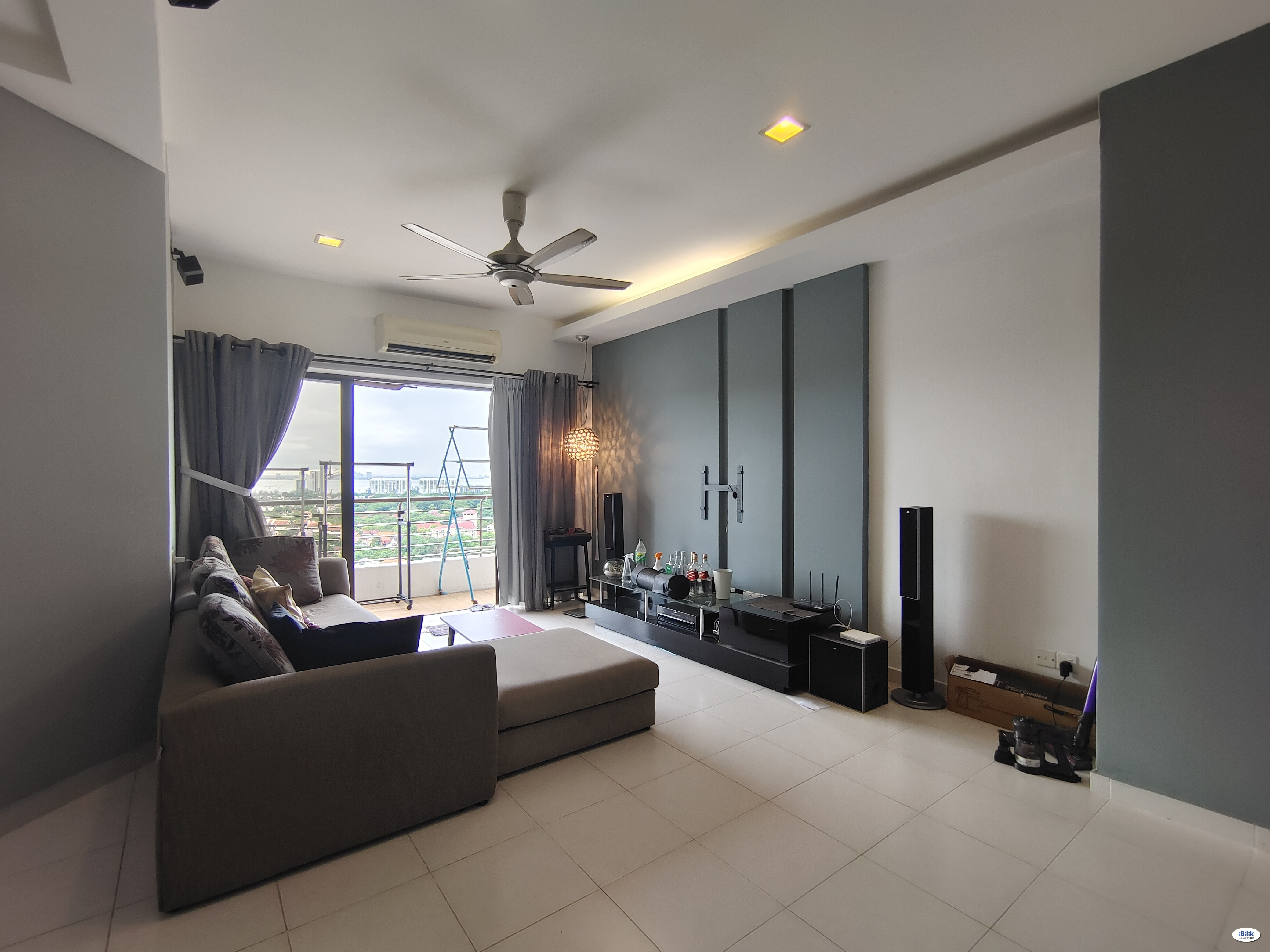 Fully Furnished Room at Palm Palladium, Gelugor