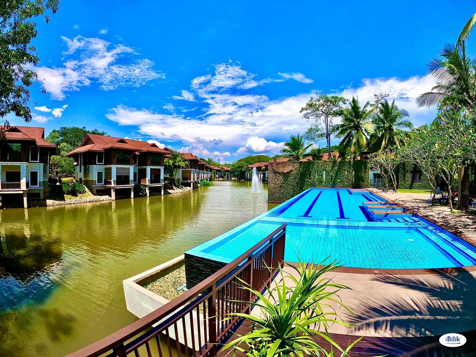 Vacation House at Gelang Patah, Johor Bahru