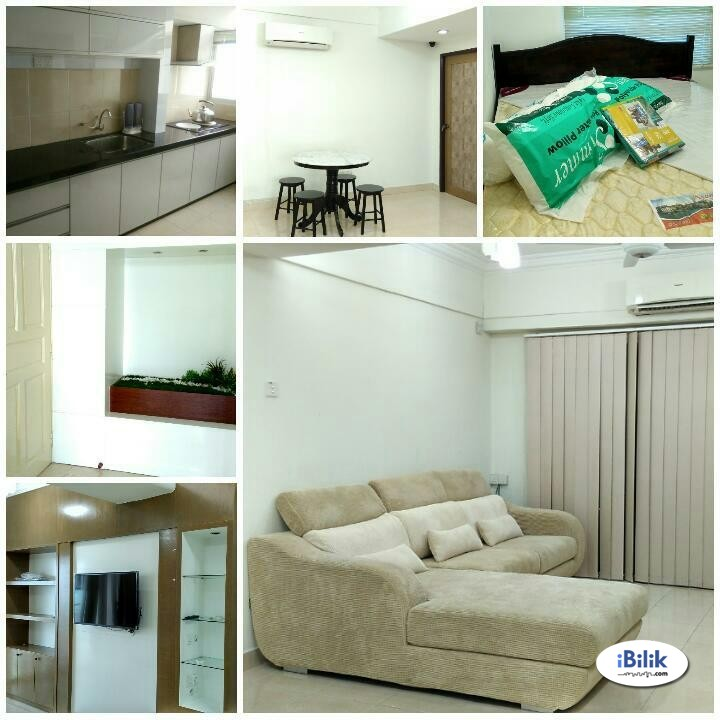 Vacation Apartment at Sea View Tower, Butterworth
