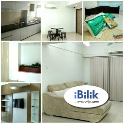 Short Term Room Rental in  - Vacation Apartment at Sea View Tower, Butterworth