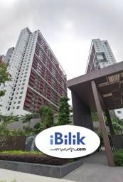 Short Term Room Rental in  - Room - Shared Apartment at Subang Hi-Tech Industrial Park, Subang Jaya