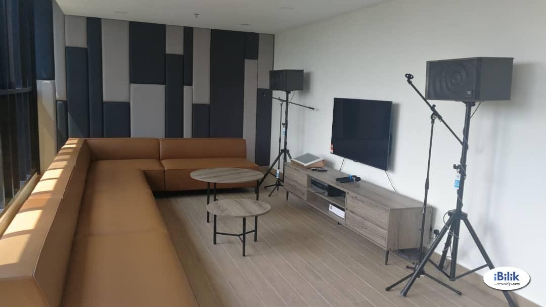 Room - Shared Apartment at Subang Hi-Tech Industrial Park, Subang Jaya