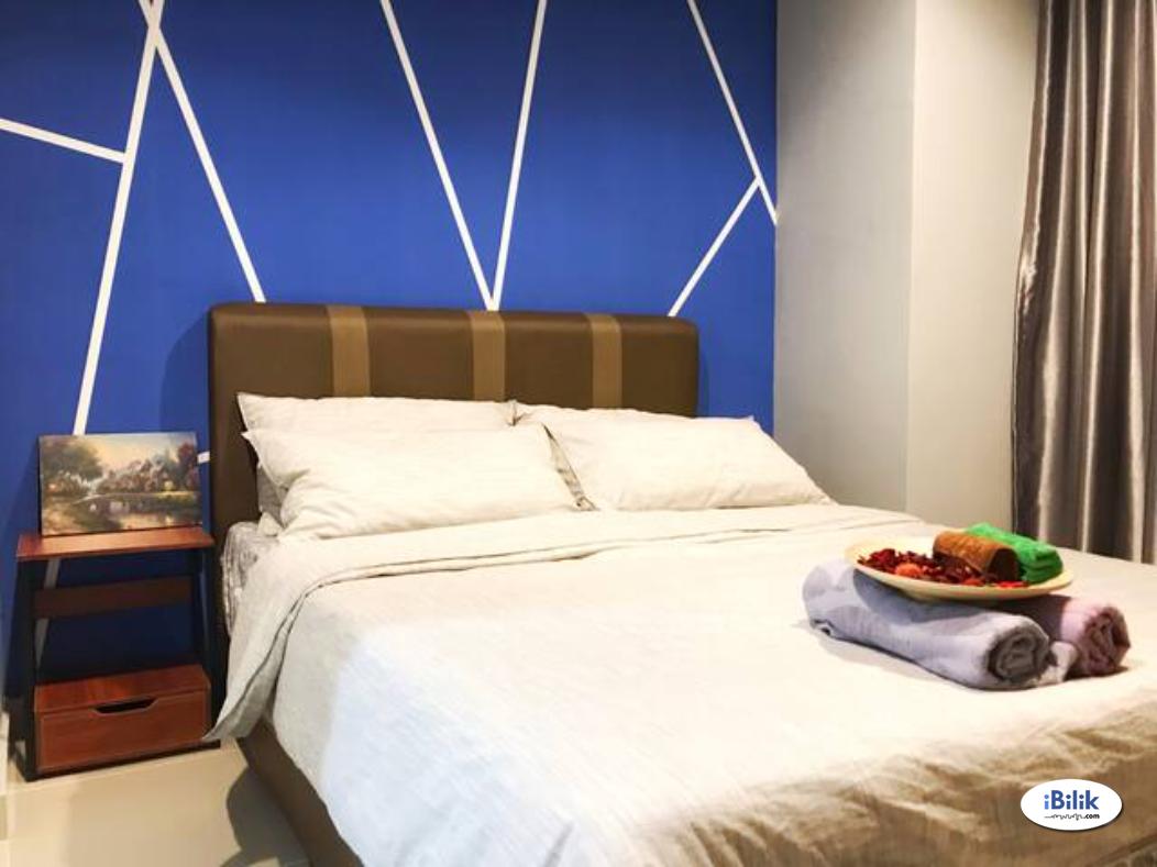 Cosy Vacation Apartment Near Batu Caves, Hospital Selayang, UiTM.