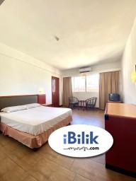 Short Term Room Rental in  - Room - Resort Hotel at Chow Kit, KL City Centre