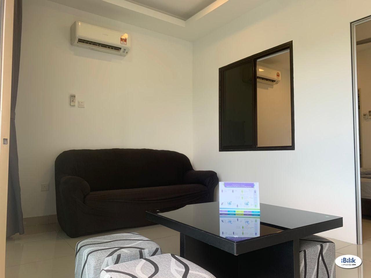 Studio Apartment at Palazio, Tebrau