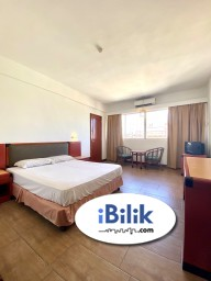 Short Term Room Rental in  - Room - Budget Hotel at Chow Kit, KL City Centre