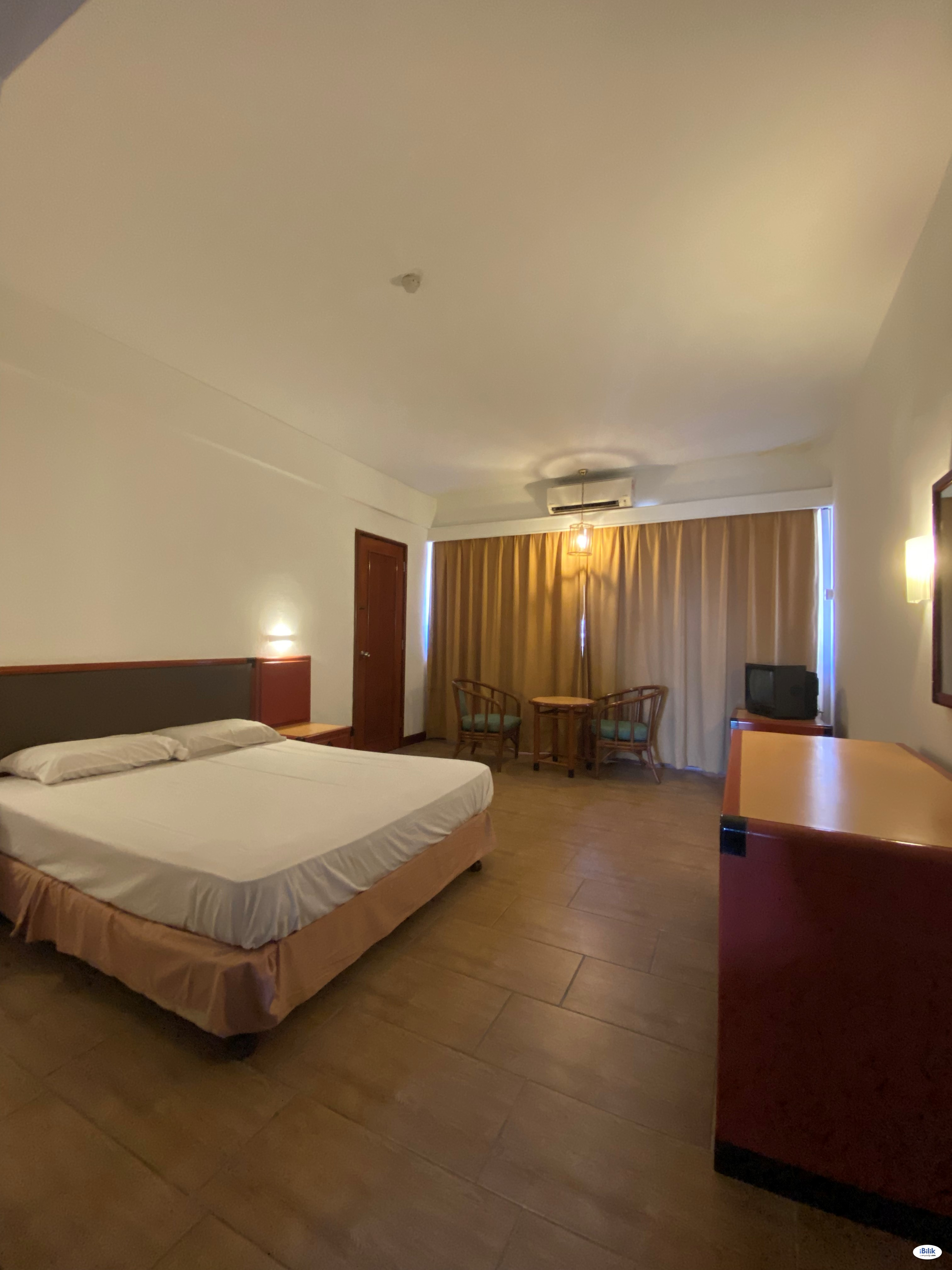 Room - Budget Hotel at Chow Kit, KL City Centre