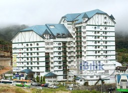 Short Term Room Rental in Pahang - Muat 10pax 2Bilik Apartment at Star Regency, Cameron Highlands