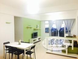 Short Term Room Rental in Pahang - Muat 9org 2Balcony Brinchang Town View Apartment ada lift