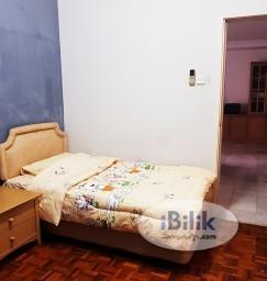 Short Term Room Rental in KL City Centre - Room - Shared Apartment at Villa Putera, Putra